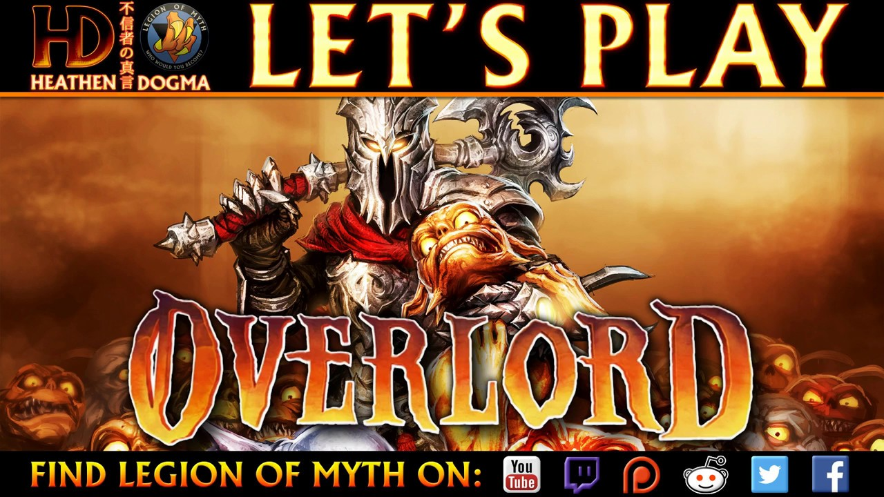 Heathendog Streams Overlord