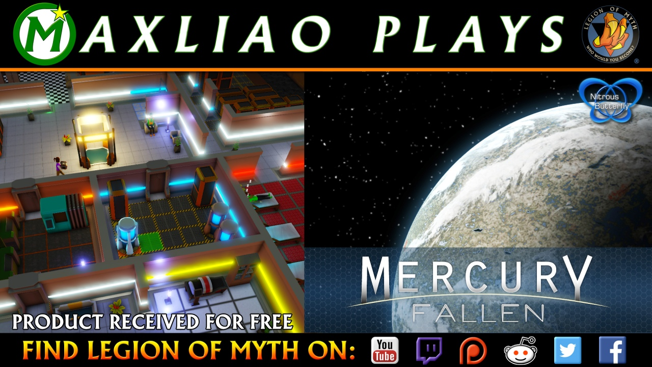 Let's Try: Mercury Fallen (Alpha)