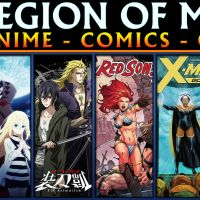 Angels of Death, Sword Gai, Red Sonja, X-Men Gold, and Infinity War | LoMWL #174 | 4 Aug 2018