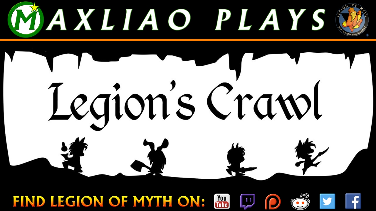 LEGION'S CRAWL | Let's Try – Tutorial and first two characters