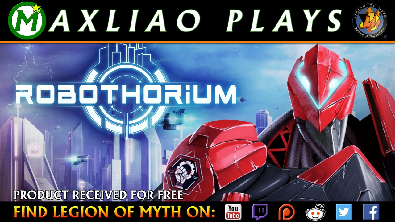 ROBOTHORIUM | Let's Try Robothorium: Time to kill all humans; long live the ROBOLUTION!