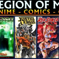 Time of Judgment (Mage), Justice League 10, Red Sonja 22 & Weapon Hex 1 | #185 | 20 Oct 2018