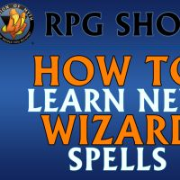 [AD&D 2nd Edition] - How to Learn New Wizard Spells