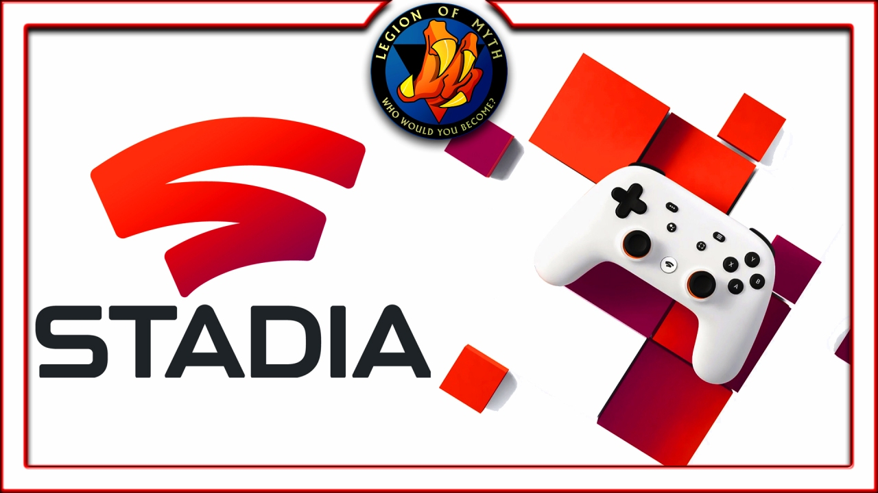 Google Stadia – Video Game STREAMING SERVICE