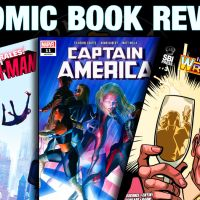 Miles Morales: Spider-Man #7, Captain America #11, and Invasion from Planet Wrestletopia #3