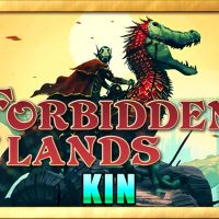 Forbidden Lands - The KIN (races) of the Forbidden Lands RPG