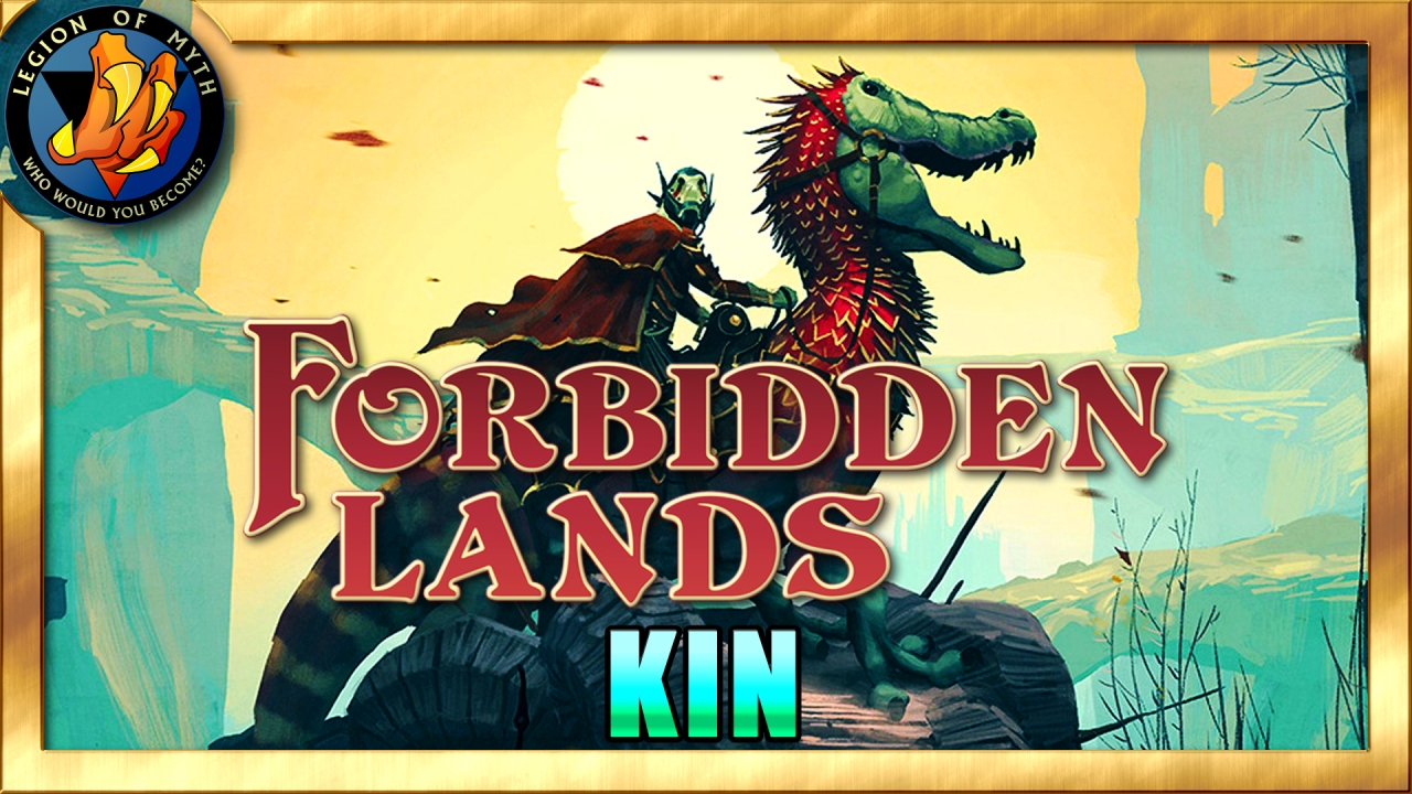 Forbidden Lands – The KIN (races) of the Forbidden Lands RPG