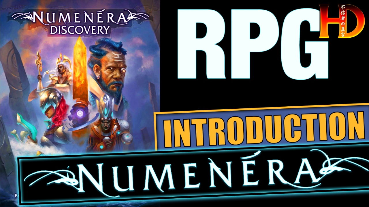 Numenera RPG: Numenera Discovery – An Introduction to the world