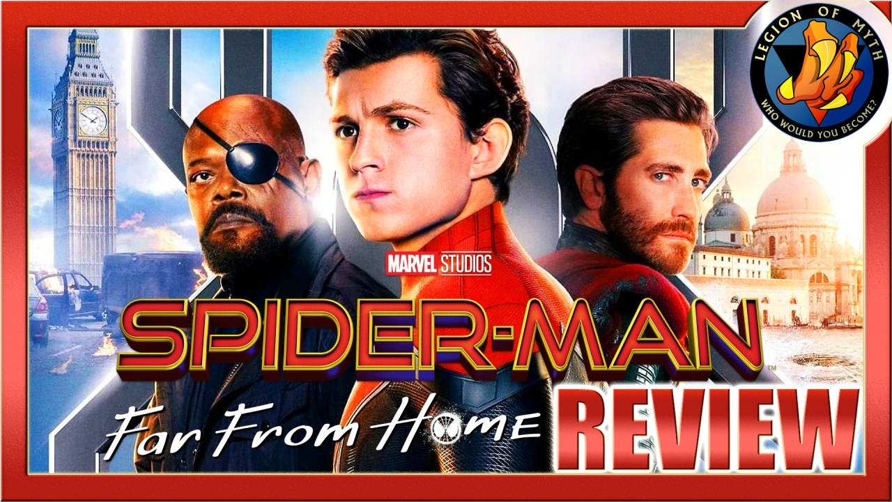 What's GOOD about the Spider-Man: Far From Home movie