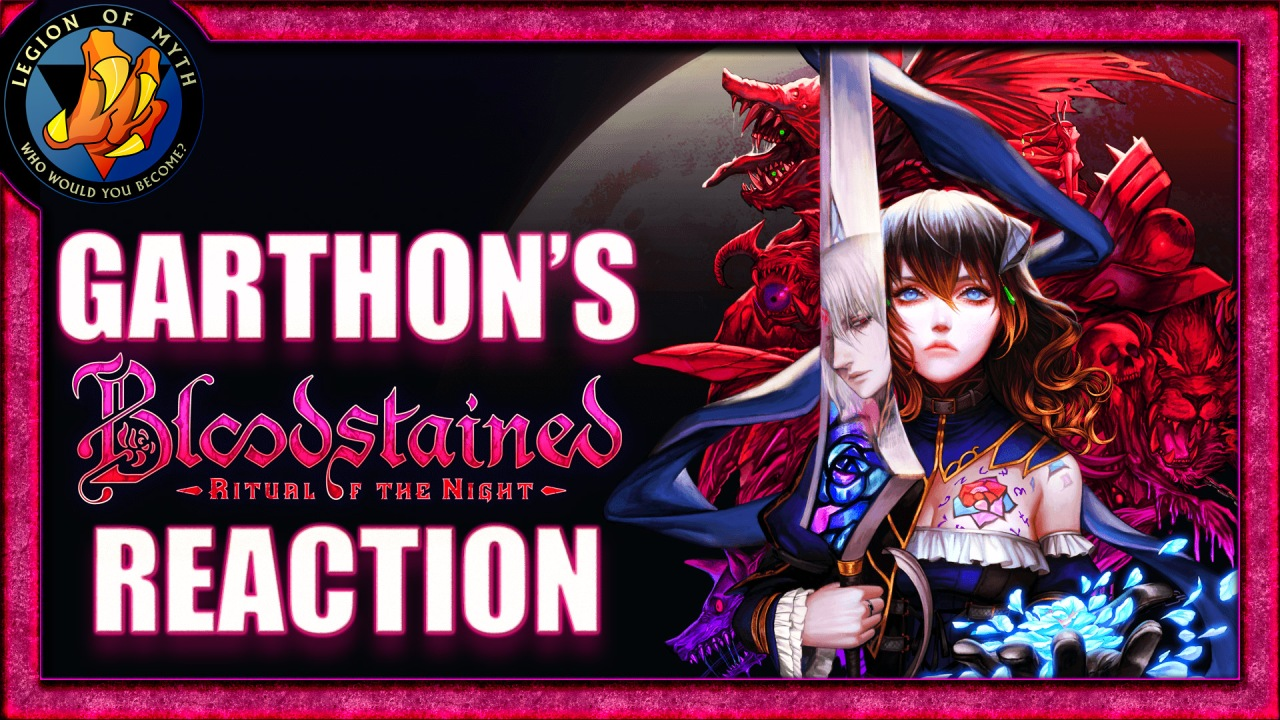 Bloodstained: Ritual of the Night – Review/Reaction
