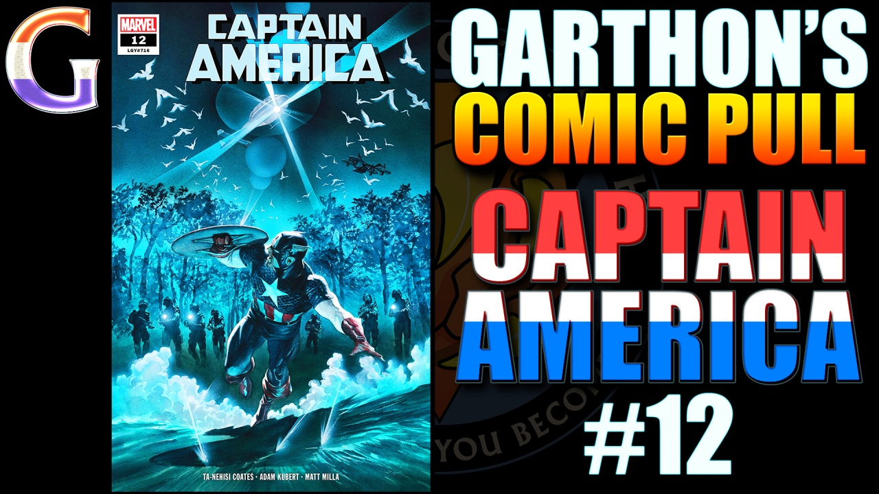Review – CAPTAIN AMERICA #12 – 💩½ of a hot mess