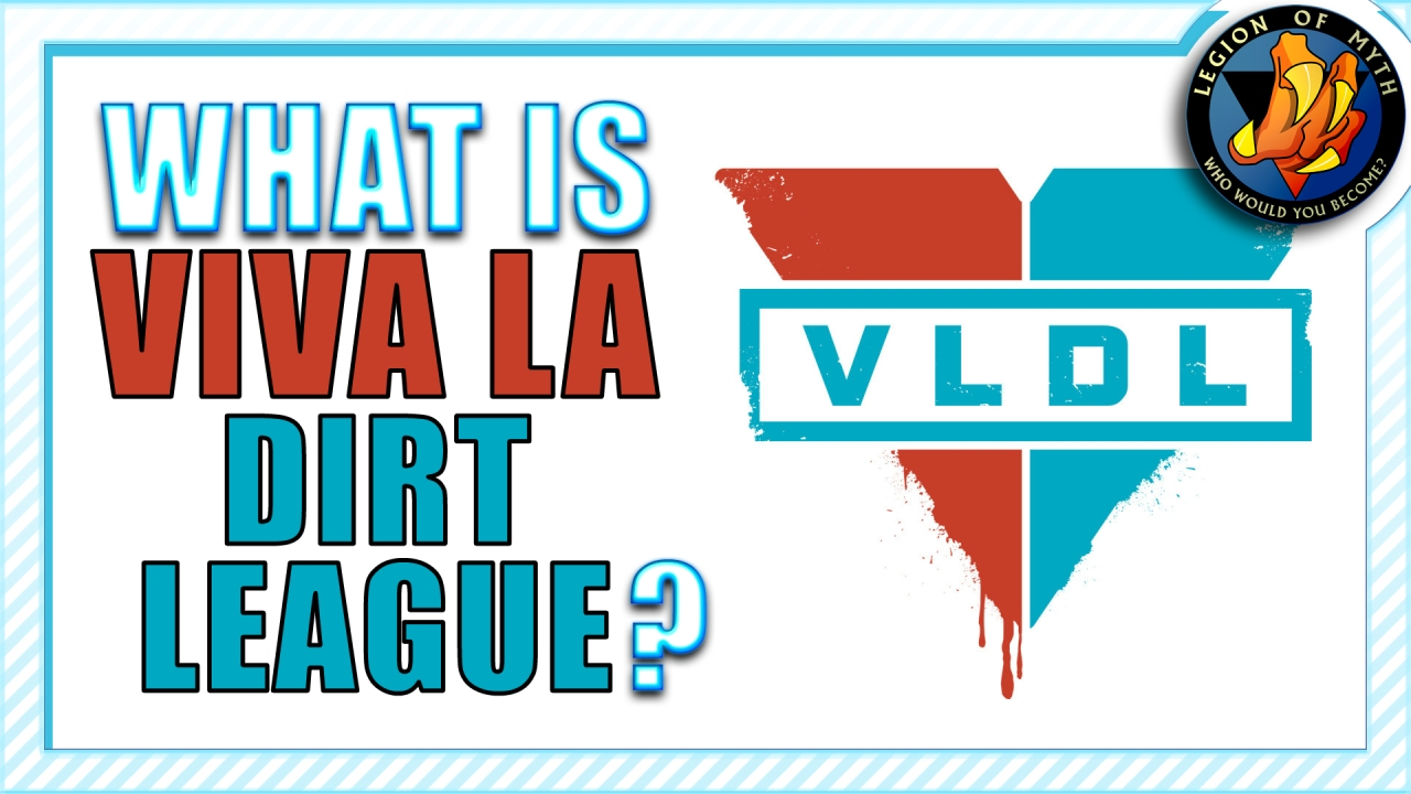 What is VIVA LA DIRT LEAGUE? | Gaming related YouTube sketch comedy