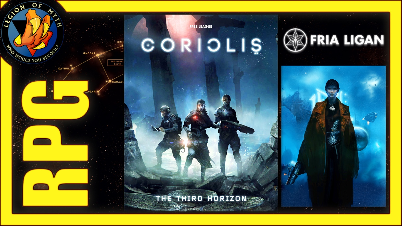 Coriolis – The Third Horizon – (Quick Overview)