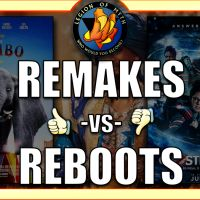 Movie REMAKES & REBOOTS - 👍👎 - are they good or bad?