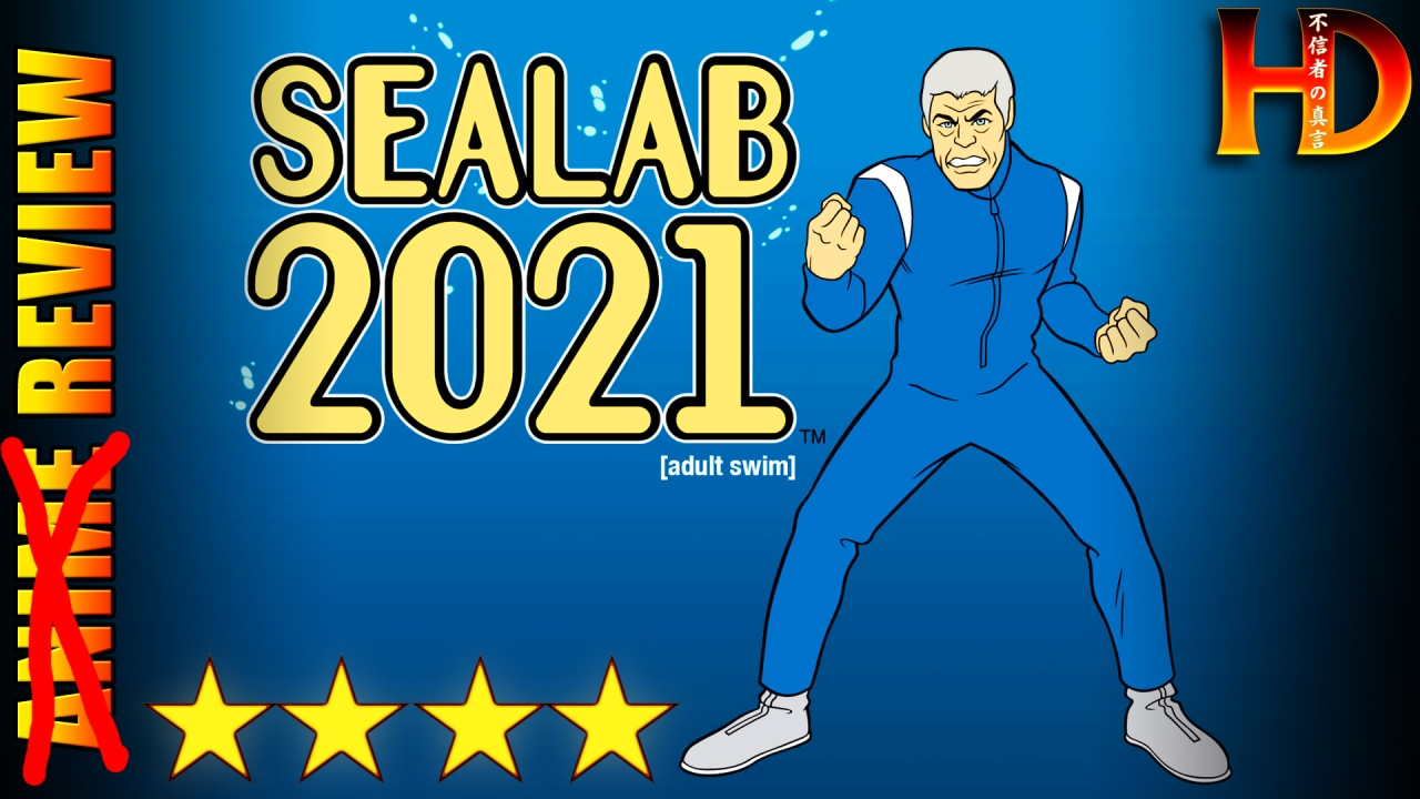 Review of SEALAB 2021 – [💪💪💪💪] of recycled AWESOME!