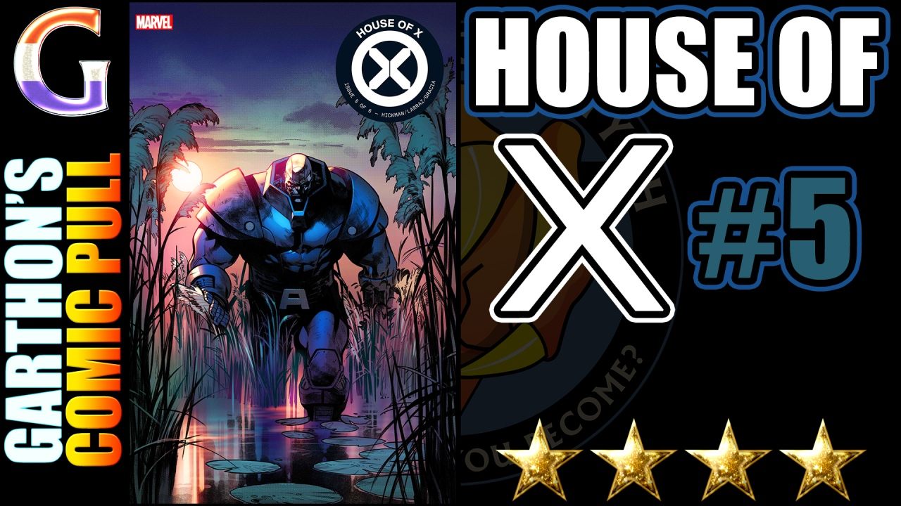 HOUSE OF X #5 Review – A [💪💪💪💪] insaneegg-stravaganza
