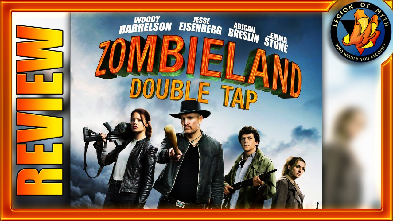 ZOMBIELAND: DOUBLE TAP Review – A [😌😌😌] fun movie with onefailing
