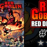 RED GOBLIN: RED DEATH #1 - A [😒😒] crazy person killing… everyone