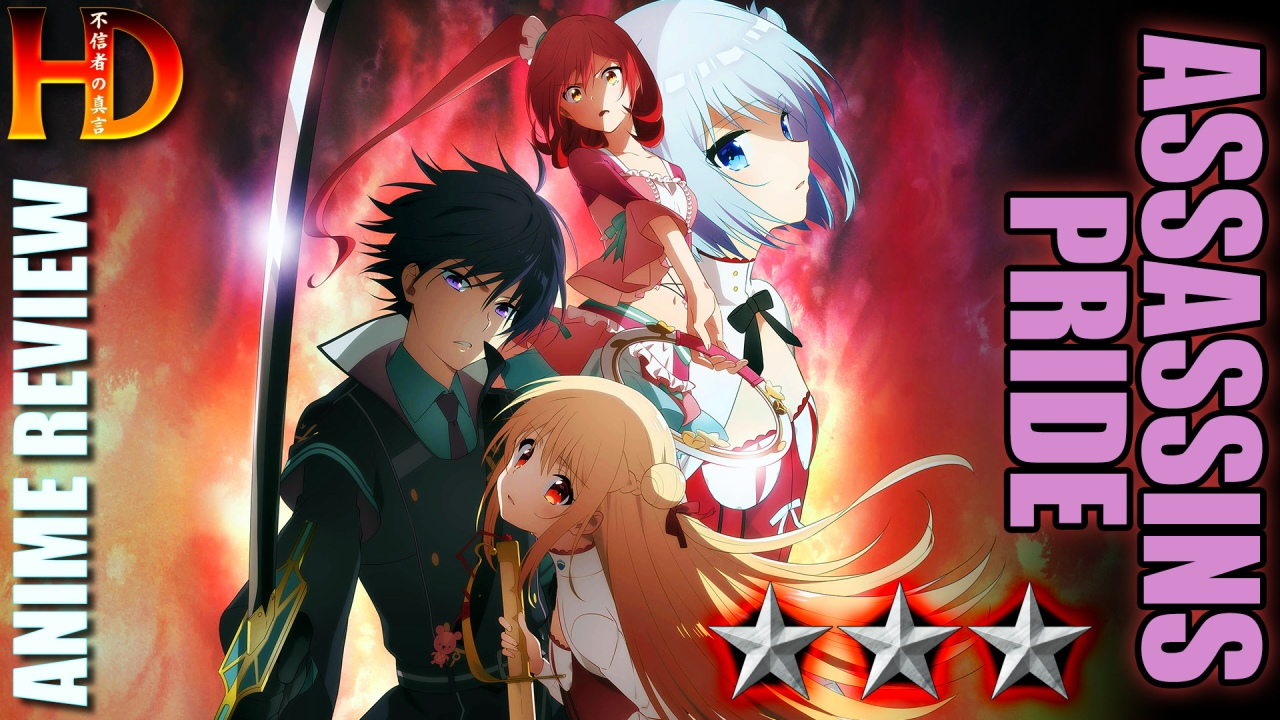 ASSASSINS PRIDE anime review – [😌😌😌] Your heart will grow 3 sizes thisday