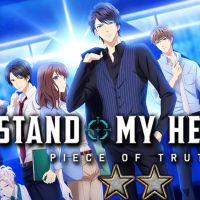 STAND MY HEROES: PIECE OF TRUTH anime review - A [😒😒] man-candy, otome fantasy for women