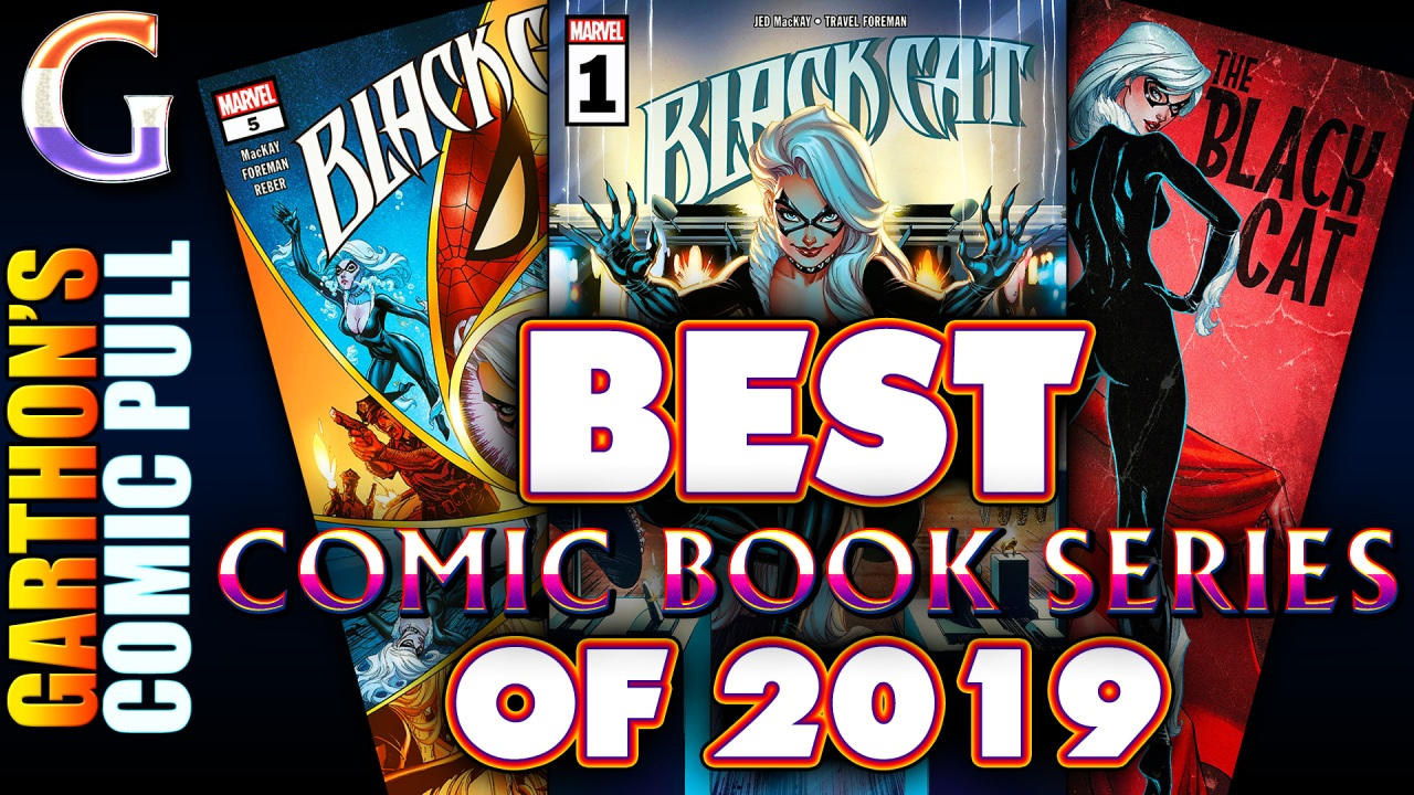 BEST COMIC BOOK SERIES of 2019