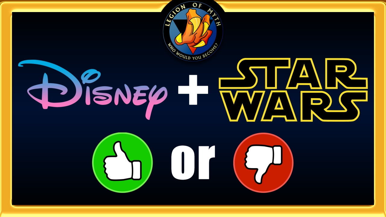 Was it a GOOD IDEA for Disney to buy the STAR WARS intellectual property?