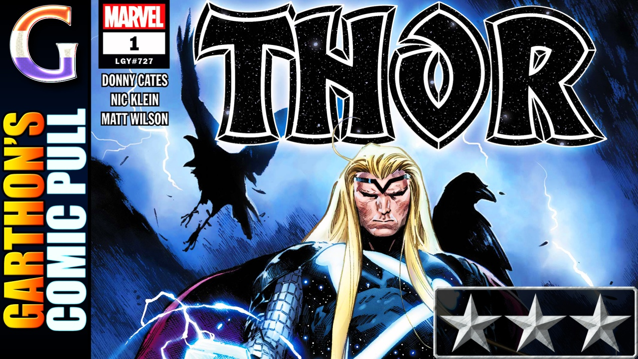 THOR #1 review – A [😌😌😌] premise with good art