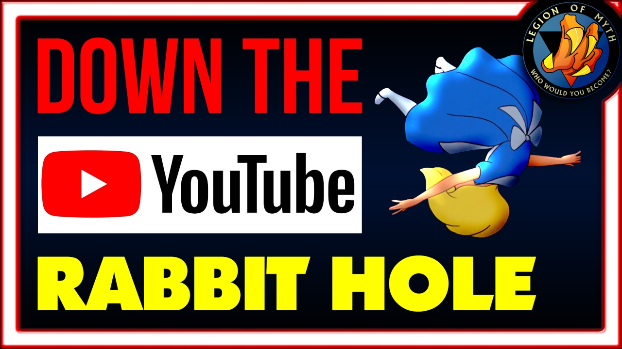 HELP, I can't stop watching! What's down your YouTube rabbithole?