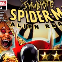 SYMBIOTE SPIDER-MAN: ALIEN REALITY #3 (Review) - A nice [💪💪💪💪] twist!