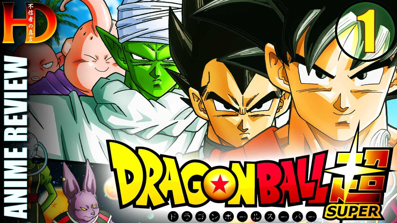 (Anime review) – DRAGON BALL SUPER: God of Destruction Beerus Saga & Golden Frieza Saga