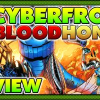 Review of CYBERFROG: BLOODHONEY - A near perfect [💪💪💪💪½] introduction