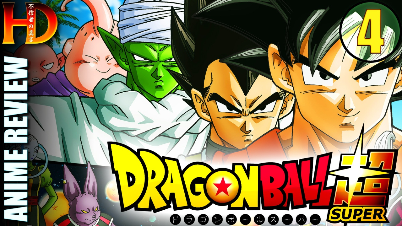 (Anime review) – DRAGON BALL SUPER: UNIVERSE SURVIVAL SAGA