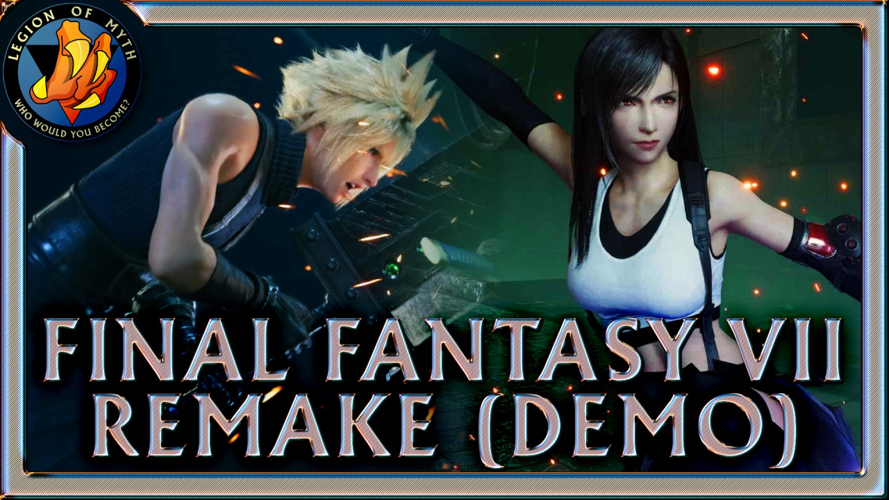FINAL FANTASY VII Remake Demo – Great demo that's missing true turn-based combat