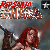 Review of RED SONJA: AGE OF CHAOS #3 - An interesting [😌😌😌] blast to the past