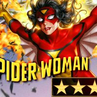 Review of SPIDER-WOMAN #1 - [💪💪💪💪½] - It does everything right