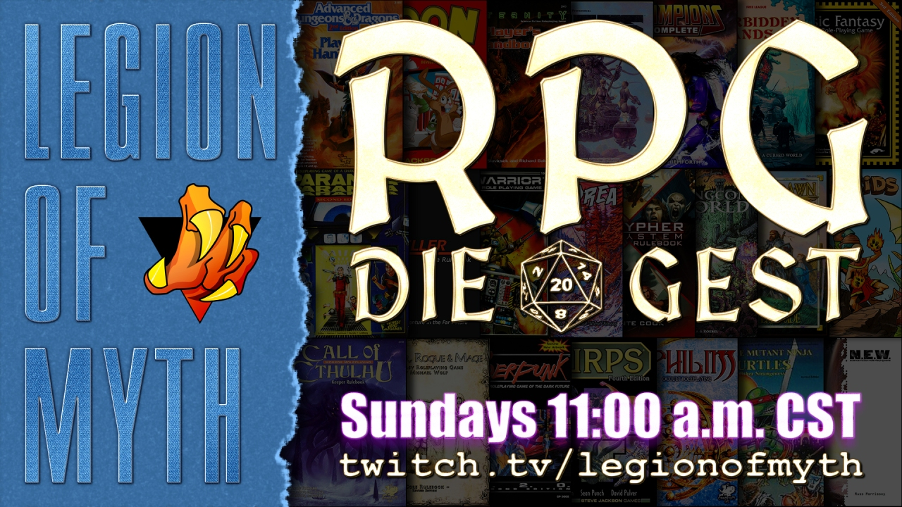 RPG Die Gest #03 | AS&SH (part 3) | Earthdawn Thread Items | Diversity and Dungeons and Dragons