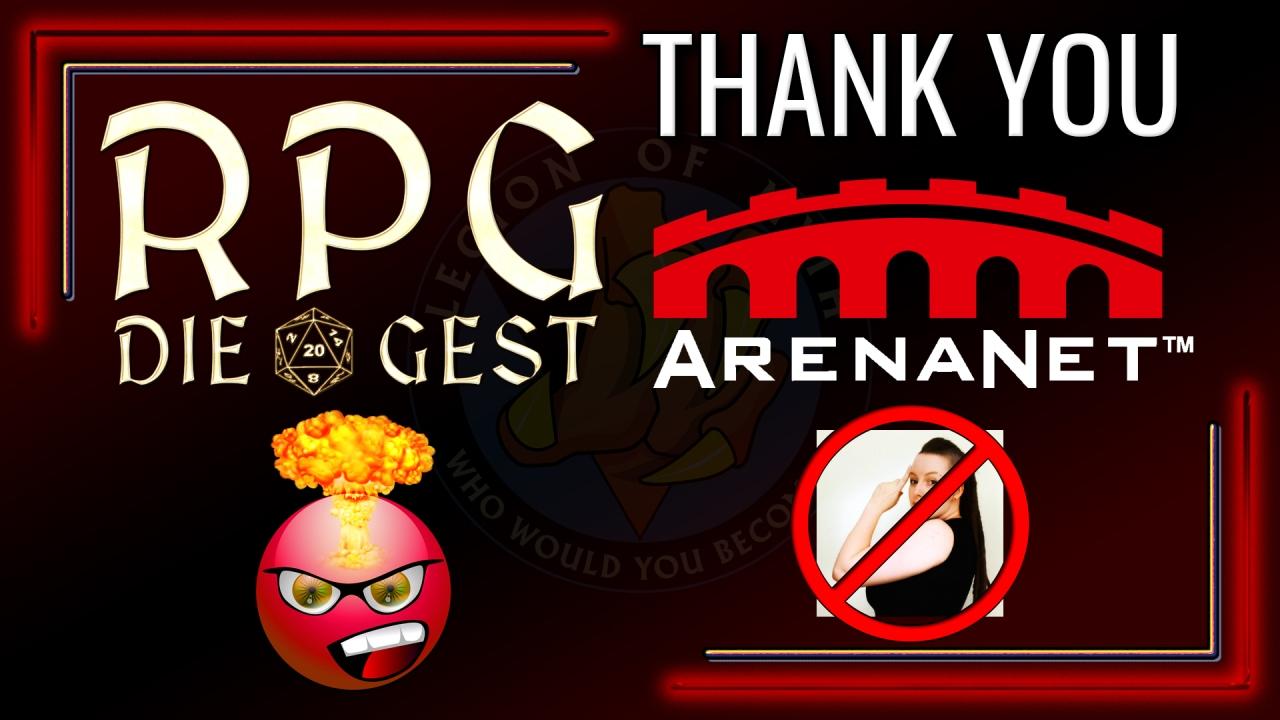 [#20-2.2] – Larian Studios complains | Arena Net fires a deutscheFrau
